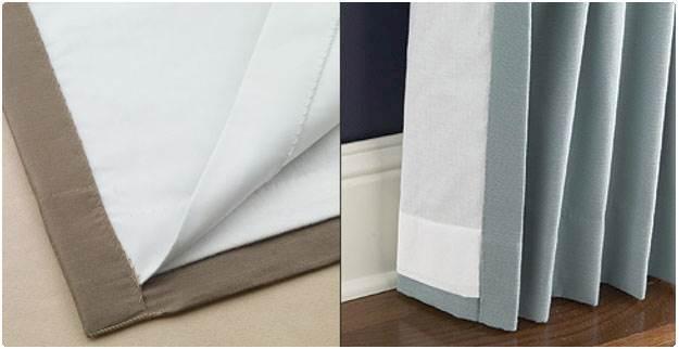 Drapery Lining Fabrics