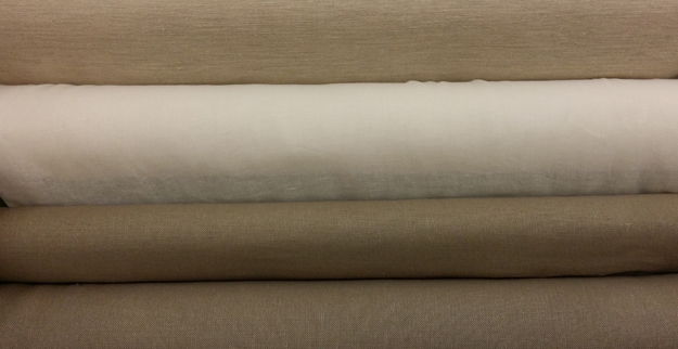 our linen drapery fabric is ideal for drapery slipcover curtains and the heavier grades can be used for upholstery 100 linen fabric is light and soft brown linen fabric lighting