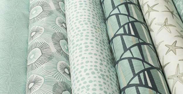 Cotton Drapery Fabric