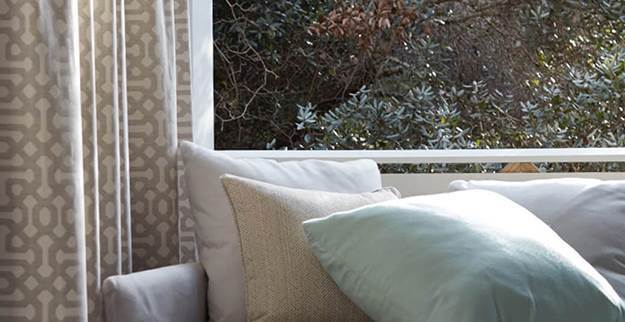 Our Indoor Outdoor Fabrics Are Ideal For Sunrooms, Patio Furniture, Covered  Porches, Pillows And Much More. Choose From Big Names Like Sunbrella,  Waverly, ...