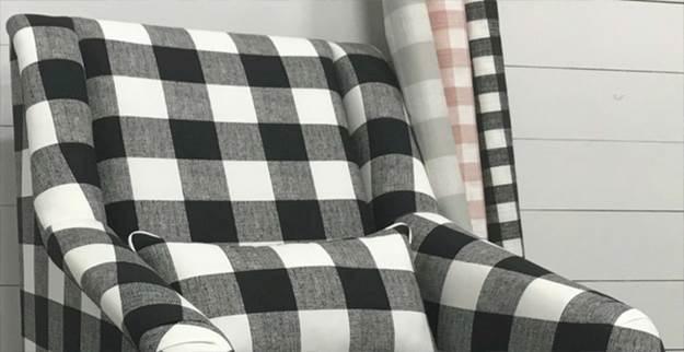 Plaid Upholstery Fabrics Plaid Drapery Fabric Buyfabrics Com