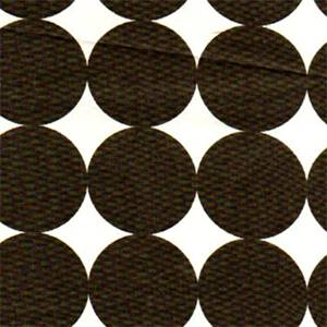 Dotscape Major Brown Contemporary Drapery Fabrics