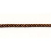 "IR4324 - CC - 3/8"" Cord Trim - COCOA - 20 YD REEL"