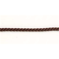 "IR4324 - CHOC - 3/8"" Cord Trim - CHOCOLATE - 20 YD REEL"
