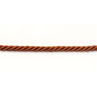"IR4324 - CN - 3/8"" Cord Trim - CINNAMON - 20 YD REEL"