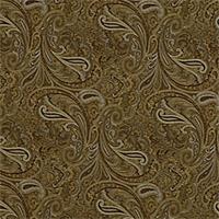 Patna Paisley Fawn by Robert Allen Drapery Fabric