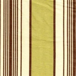 Darby Lane Fennel Stripe Drapery Fabric