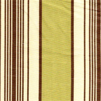 Darby Lane Fennel Stripe Drapery Fabric