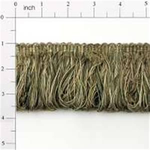 "LB5632B 3"" Chenille Loop Fringe Sage - 10 yard reel"