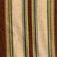 Stella Stripe 329 Brownstone Drapery Fabric