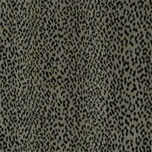 Big Cat Smoke by Robert Allen Upholstery Fabric