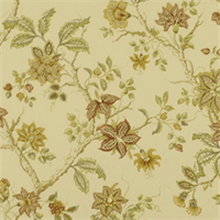 Meadowview Spice by Robert Allen Drapery Fabric