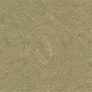 Stafford Aloe Paisley Jacquard Upholstery Fabric