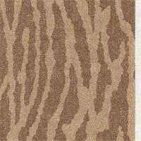 Sierra Skin Spice Animal Print Drapery Fabric