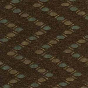 M8745 Teak Chenille Upholstery Fabric by Barrow