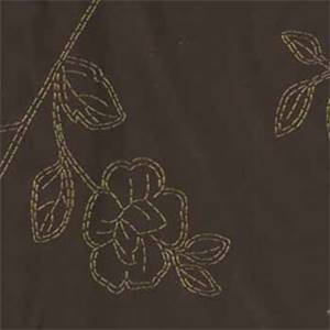 XL750 663 Floral Upholstery Fabric