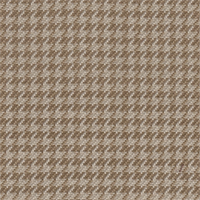 Hunt Club Houndstooth Stone/Taupe Roth & Tompkins Fabric