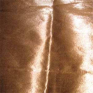 Antique Metal Metallic Drapery Fabric