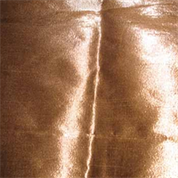 Antique Metal Metallic Drapery Fabric