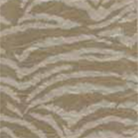Raja Cream Animal Print Drapery Fabric