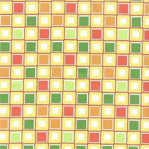 Square Dance - Taffy Fabric