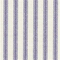 Ticking - Lavender Fabric