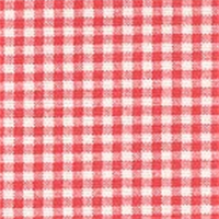 Gingham Cherry Pink