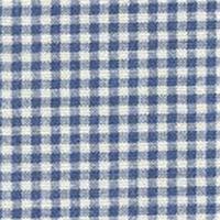Gingham - Sky Fabric