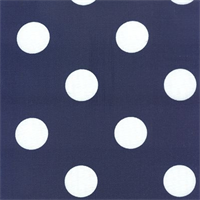 Polka Dot - Royal Indoor/Outdoor Fabric