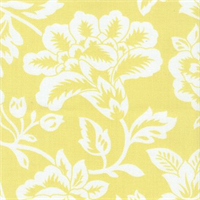 Flower Show - Yellow Indoor/Outdoor Fabric
