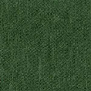 Jefferson Linen Basil Solid Drapery Fabric