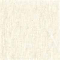 Jefferson Linen Ivory Solid Drapery Fabric