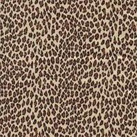 Congo Suede Animal Print Upholstery Fabric