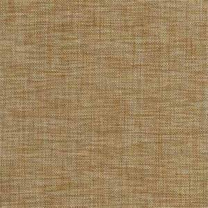 Luster Caramel Solid Drapery Fabric