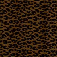 Tanzia Onyx Animal Print Upholstery Fabric