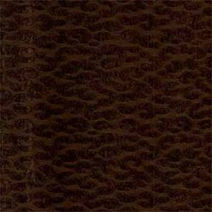 Tanzia Chocolate Animal Print Upholstery Fabric