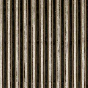 Italia Black/White Striped Upholstery Fabric by Libas