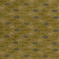 M8745 Lime Chenille Upholstery Fabric by Barrow