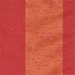 Paprika Striped Upholstery Fabric by Trend 01005