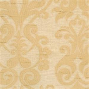 Cashew Damask Fabric by Trend 01029