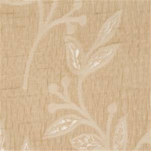 Linen Leaf Fabric by Trend 01030