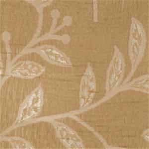 Mocha Leaf Fabric by Trend 01030