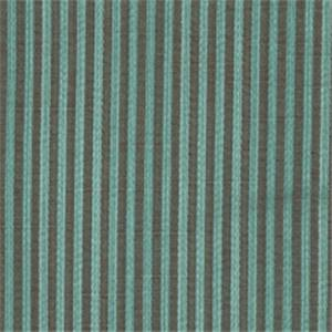 Teal Striped Drapery Fabric by Trend 01233