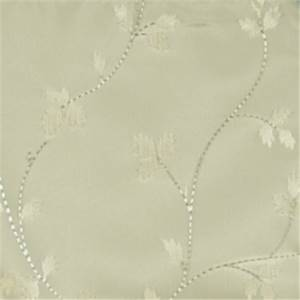 Aquaglaze Floral Drapery Fabric by Trend 01352