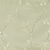 Aquaglaze Floral Drapery Fabric by Trend 01352