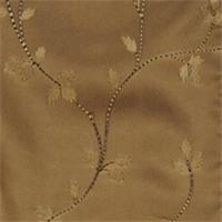 Ebony Floral Drapery Fabric by Trend 01352