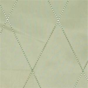 Aquaglaze Diamond Drapery Fabric by Trend 01353