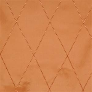 Caramel Diamond Drapery Fabric by Trend 01353