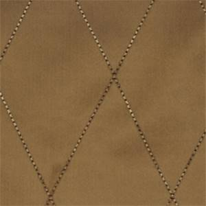 Ebony Diamond Drapery Fabric by Trend 01353