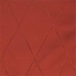 Scarlet Diamond Drapery Fabric by Trend 01353